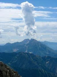 Timpanogos Eruption