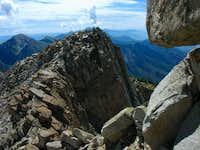 Lone Peak south summit