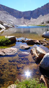 Upper Cottonwood Lake