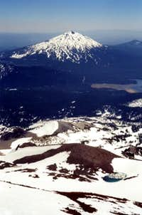 Mt. Bachelor from South...