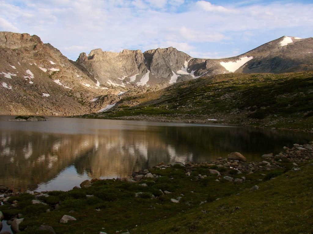 Tayo Lake, 10,783