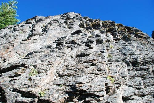Sleeping Beauty crags II