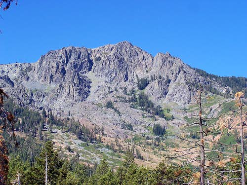 Mount Tallac