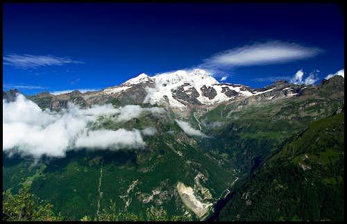 Monte Rosa view