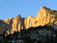 Alpine Walls