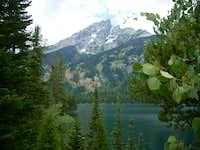 Teewinot from Jenny Lake