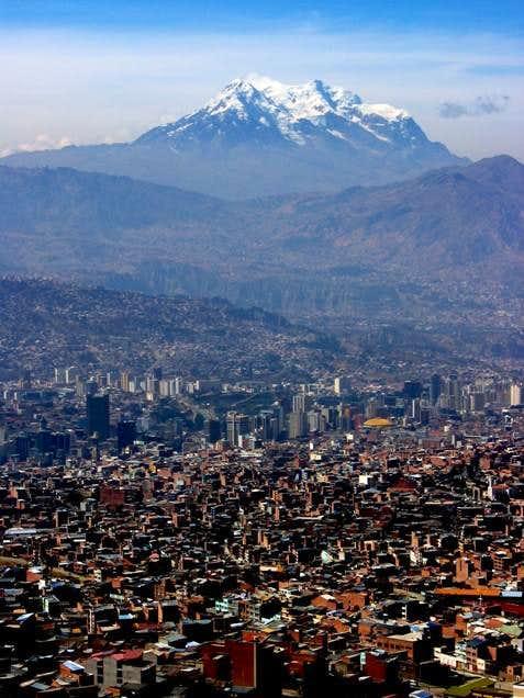 from El Alto, La Paz