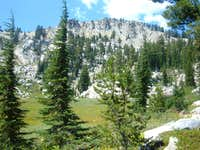 Granite Chief Trail from Squaw Valley