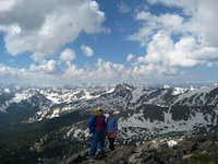 Mount Whitney, Colorado