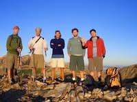 5 dudes on sugarloaf