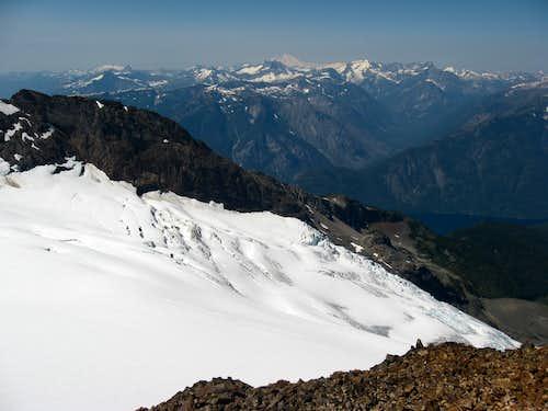 The Nohokomeen Glacier