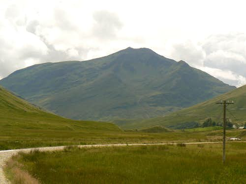 Lui from the Cononish Glen