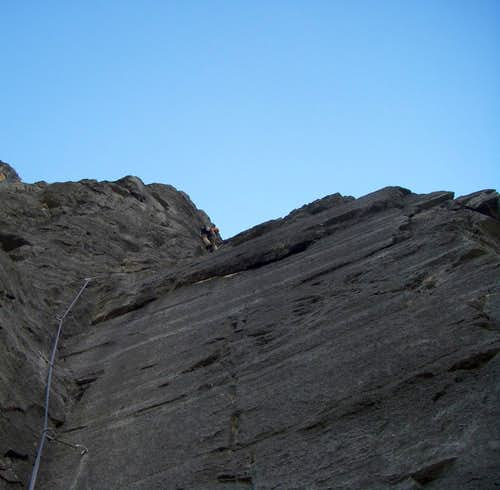 Trace, 5.10d, 4 Pitches