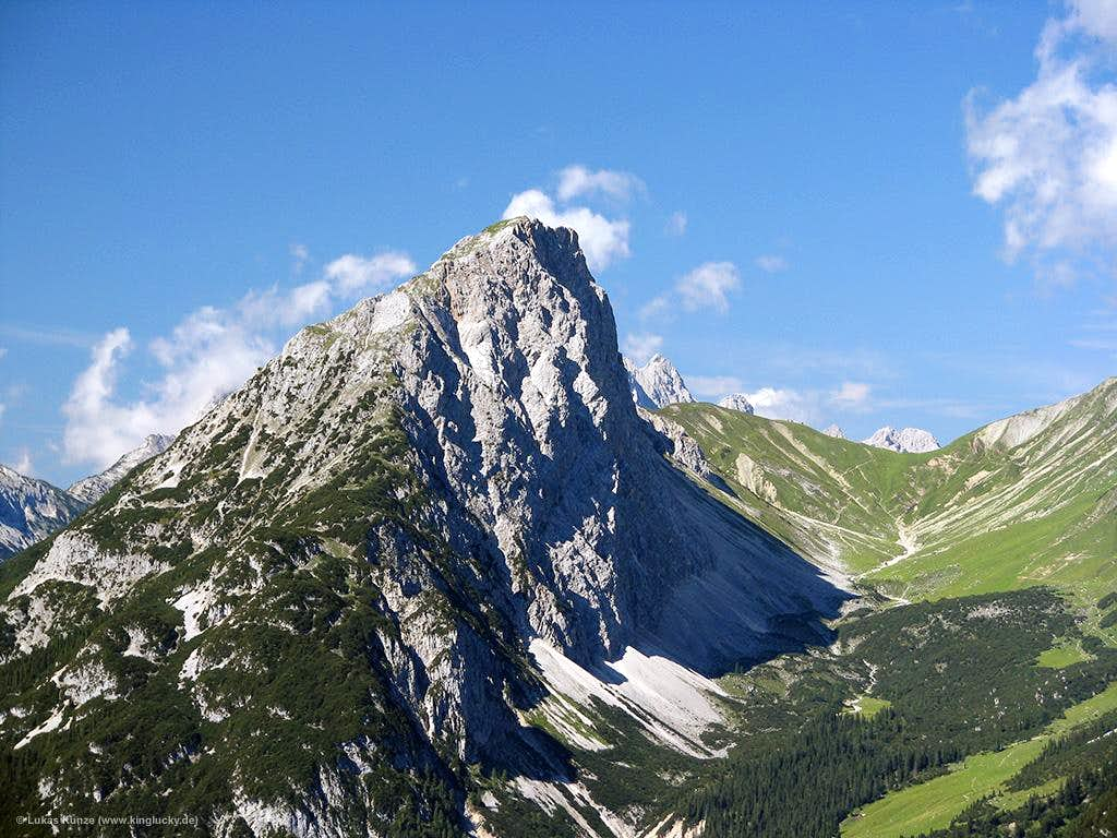From Große Arnspitze