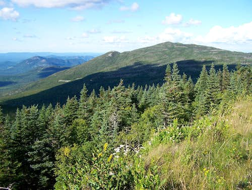 Mount Esther from Whiteface