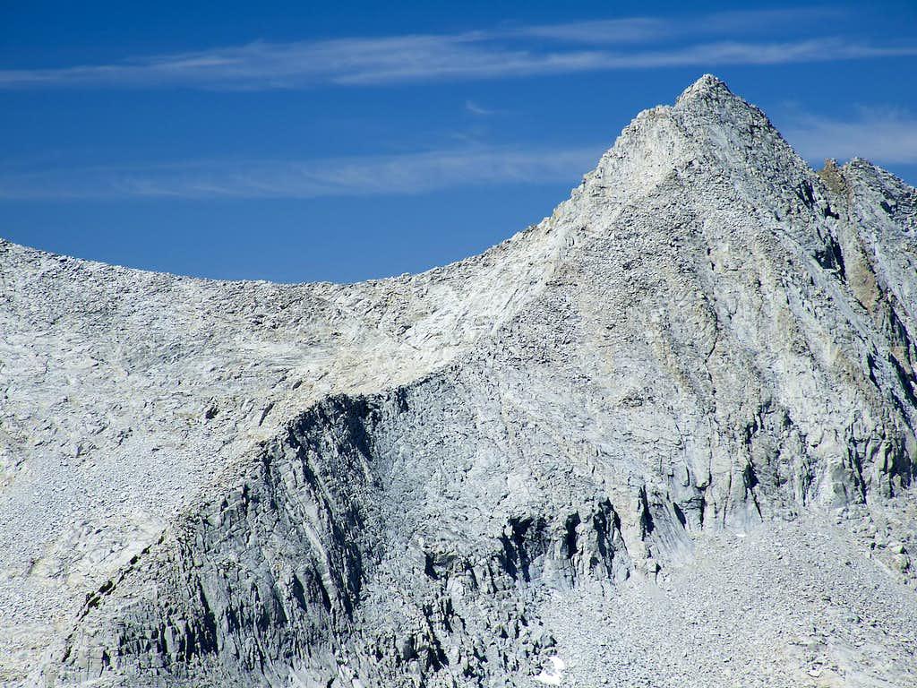 Mt. Ruskin, East Ridge
