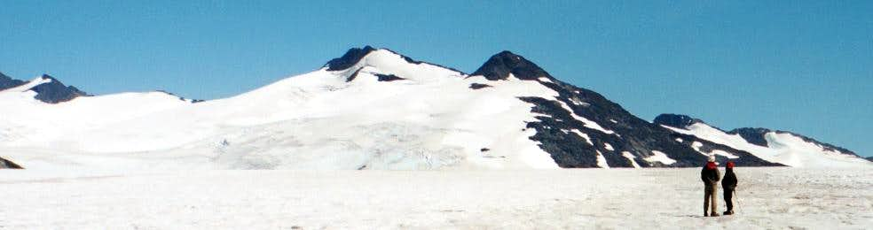 West Crevasse Field