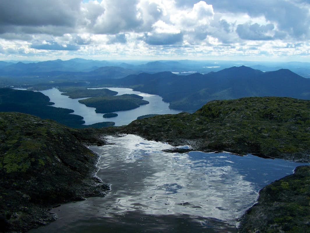 Whiteface Puddle