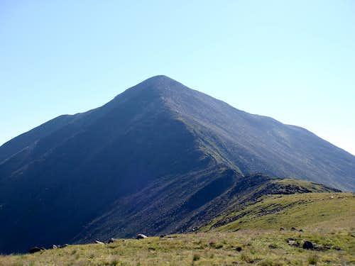 Mount Ouray West Ridge