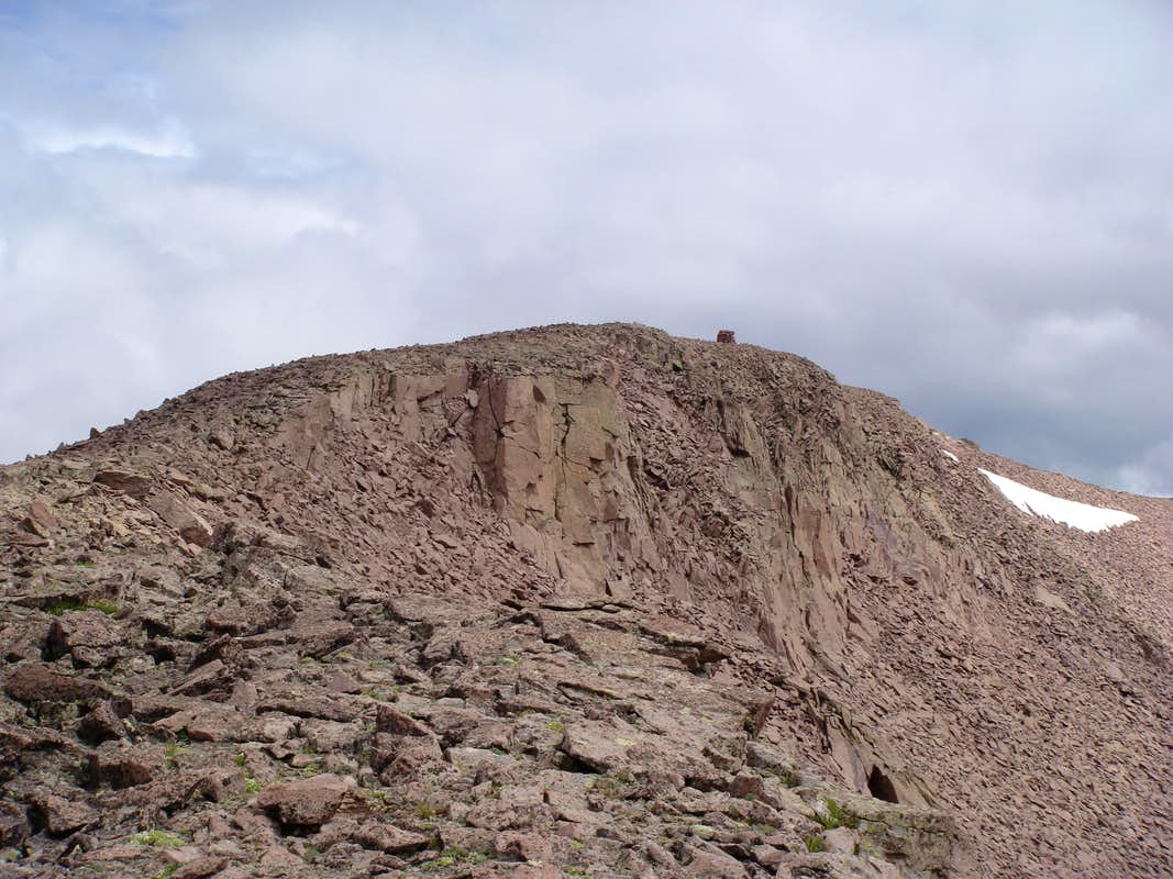 Phoenix Peak Summit