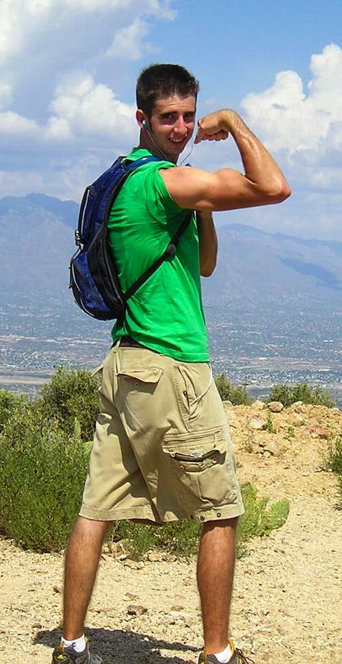 Wasson Peak Summit