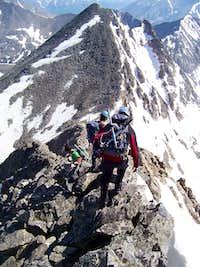 Ice Mt - N Apostle Ridge