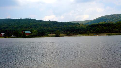 Blair\'s Valley Lake