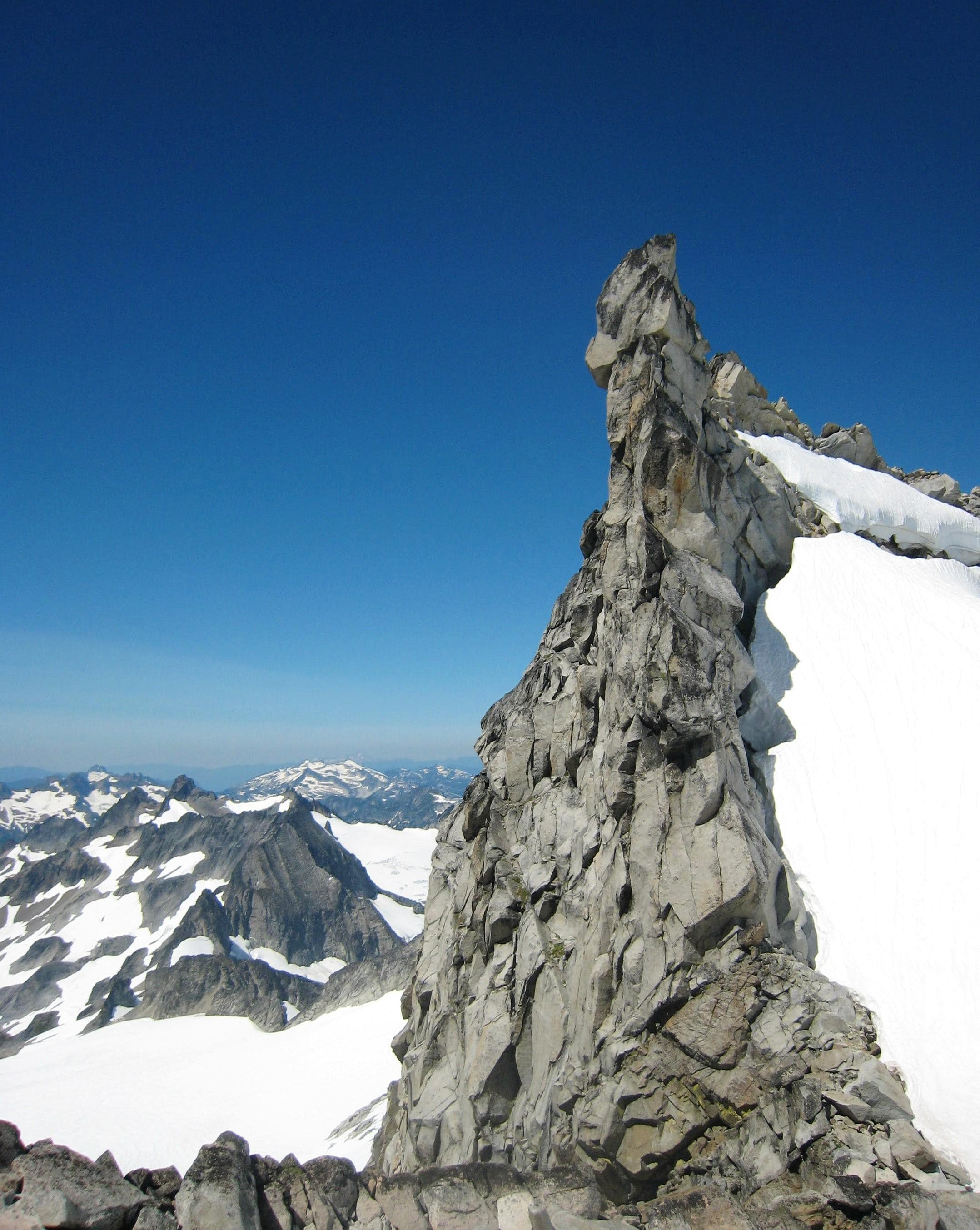 Ptarmigan Traverse, Extended Route