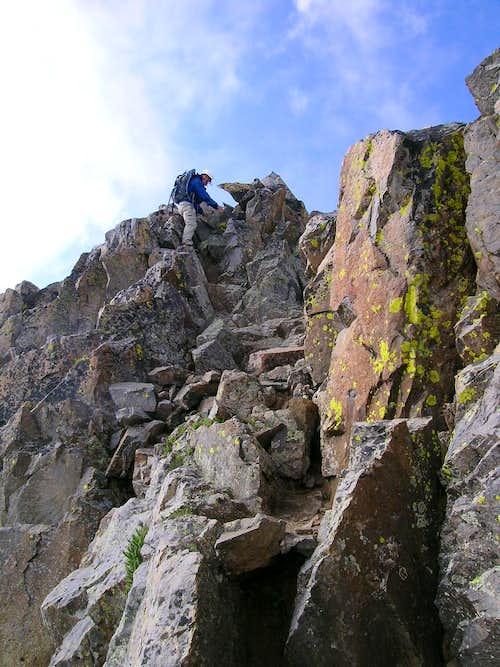 Summit Ridge on Mount Wilson