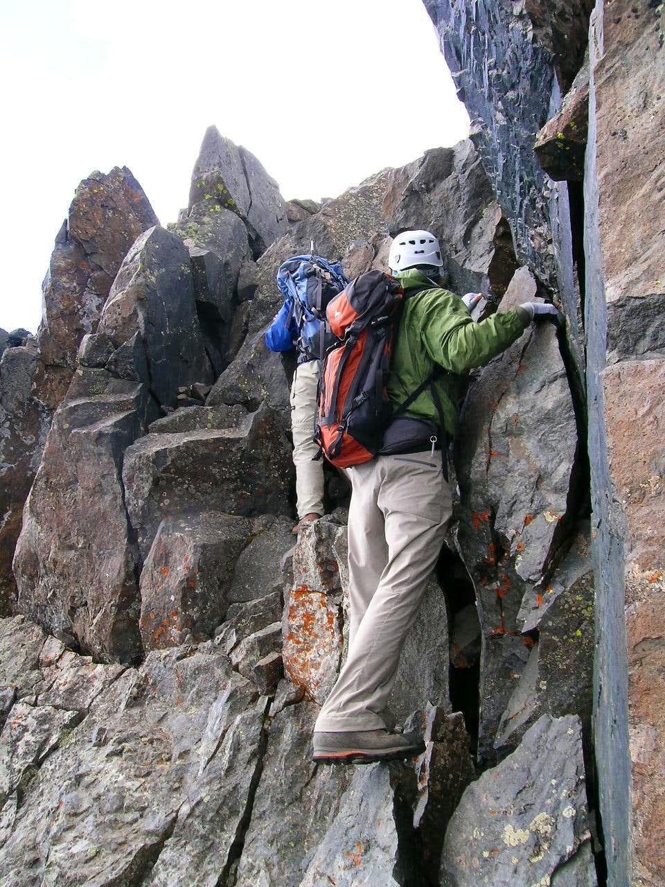 Mount Wilson Summit Ridge