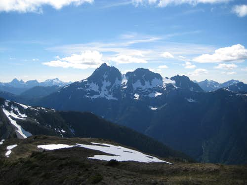 Vancouver Island Hiking and Climbing