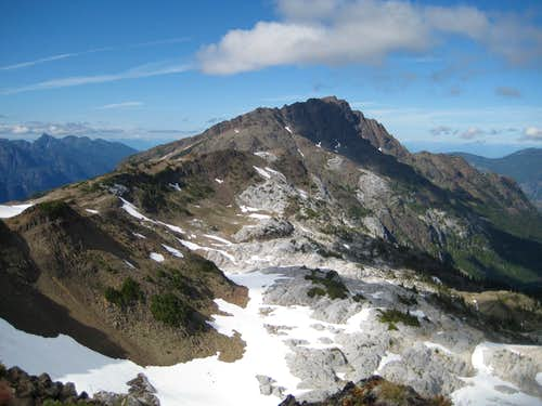 Mt McBride