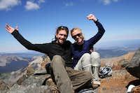 Summit of Mount Wilson