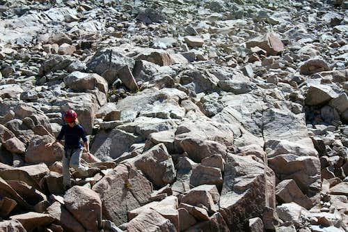 Mount Wilson North Slope