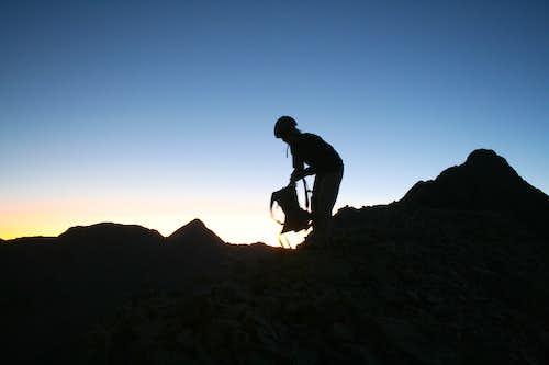 El Diente - Mount Wilson Traverse : 2008