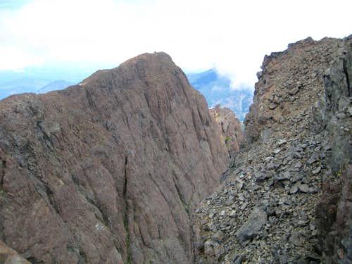 Mt McBride N Summit