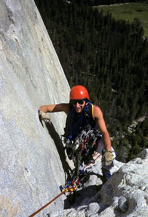 8th Pitch, Triple Direct, El Capitan