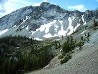 From the Lower Norton Lake Ridge