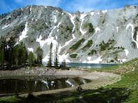 From Lower Norton Lake