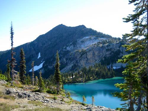Marble Peak West Aspect
