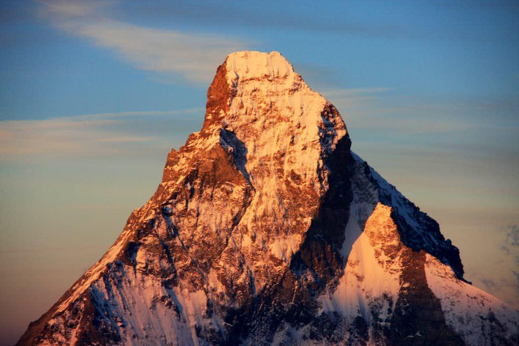 North Face, Matterhorn
