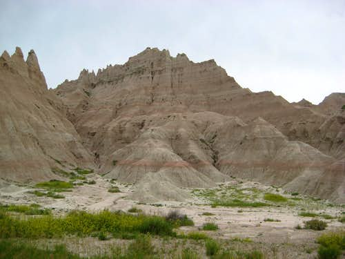 Badlands Scrambling
