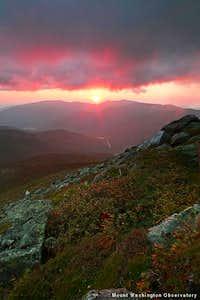 Sunrise From Boott Spur