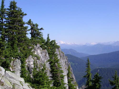 Mt. McCausland\'s true summit