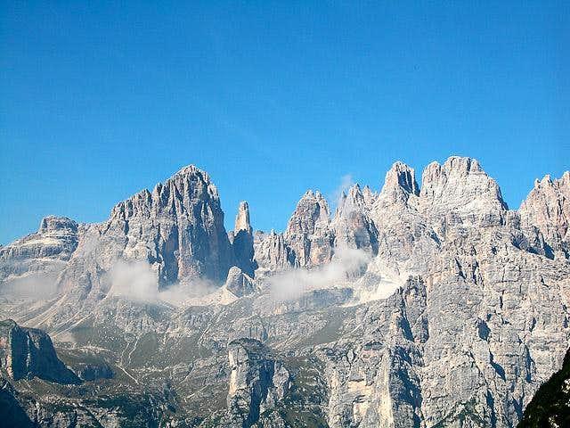 Brenta Alta, Campanile Basso...
