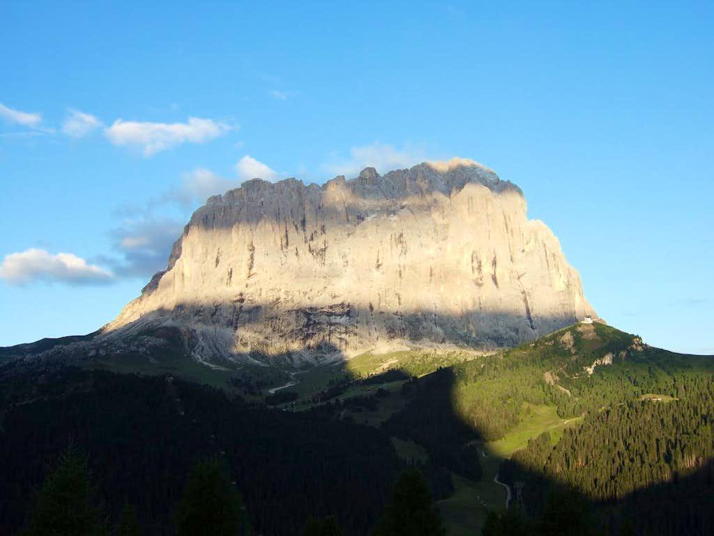 Sassolungo - Langkofel