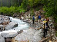 Approach to Rainier