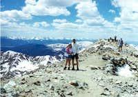 Summit of Grays Peak