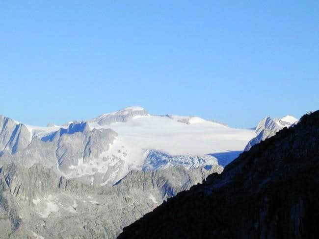 The Adamello Mount from the...