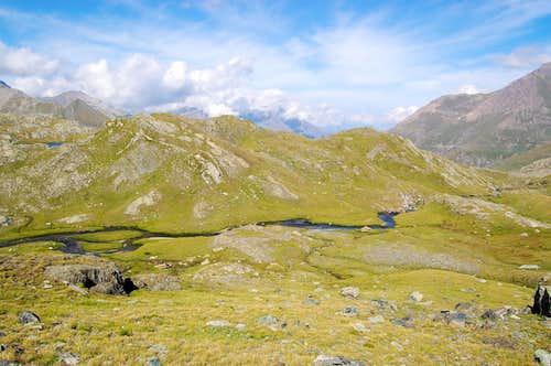 Valle delle Acque Rosse